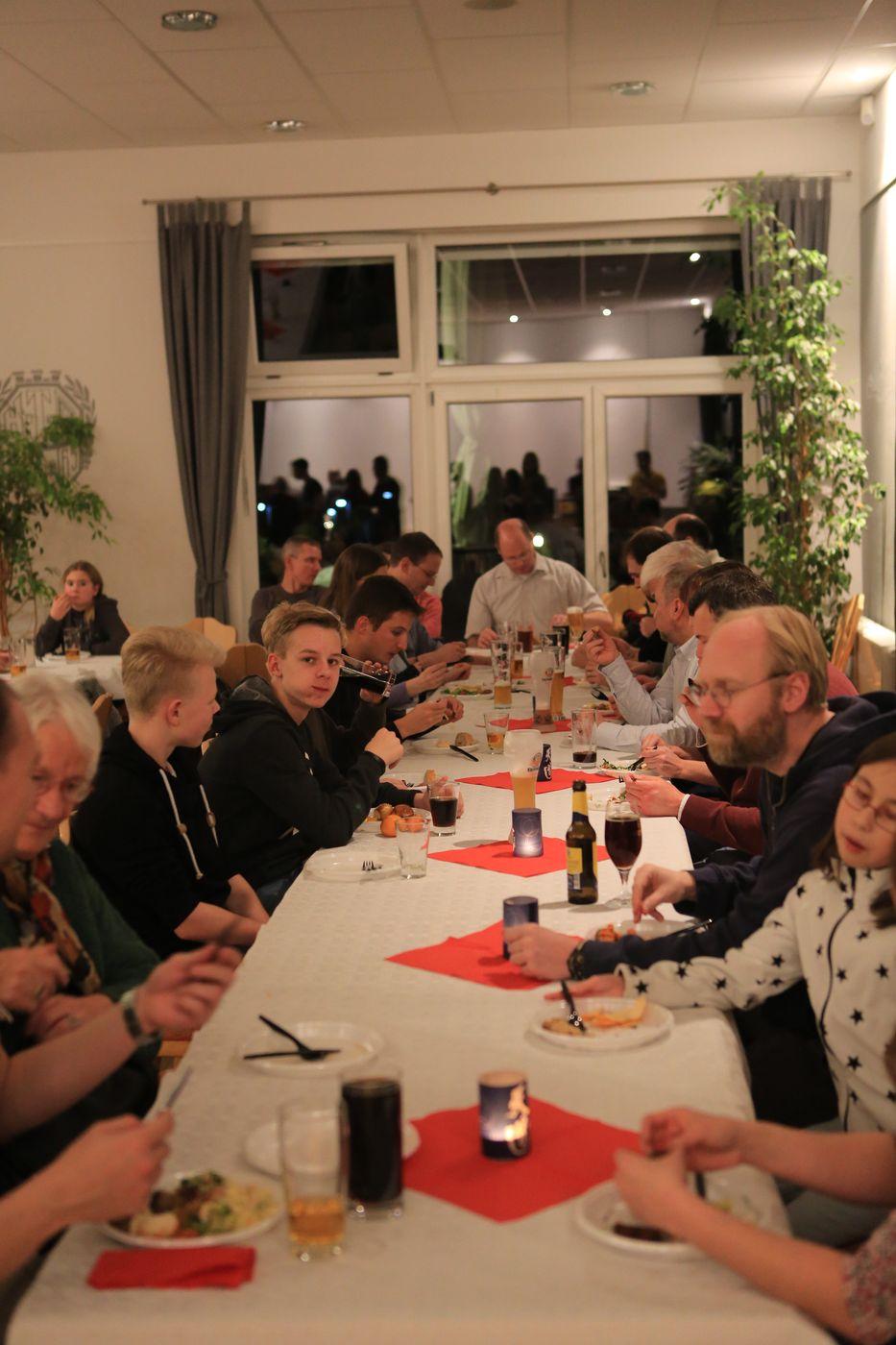 Weihnachtsfeier Harburg.Aikido Abteilung Der Turnerschaft Harburg Weihnachtsfeier 2017