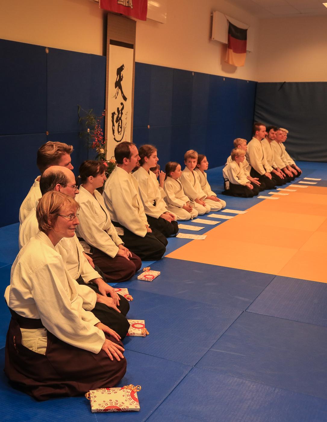 Weihnachtsfeier Harburg.Aikido Abteilung Der Turnerschaft Harburg Weihnachtsfeier 2018